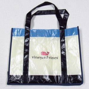 "Vineyard Vines Shopping Bag 15""L x 12""D x 5.25""W"